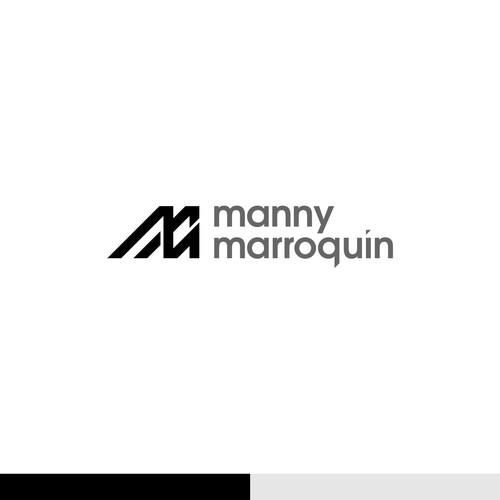 Strong Initial Logo for Grammy Award Winner Composer