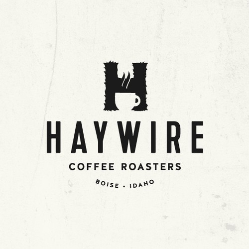 Craft logo design for a Coffee Roaster