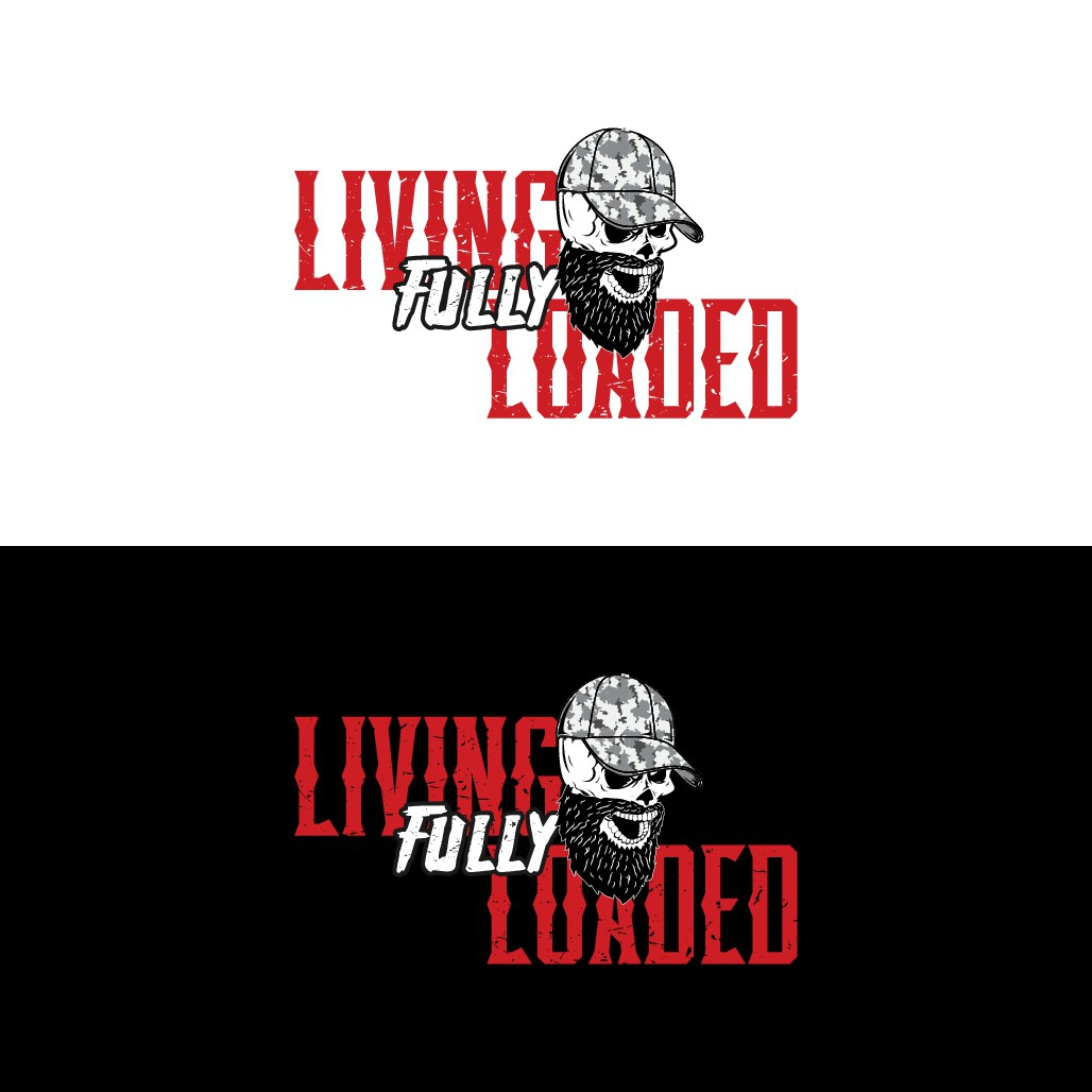 Rugged Grabbing logo for a podcast/YouTube channel that features high level guests