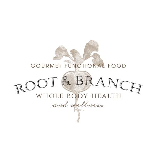 gourmet food logo design