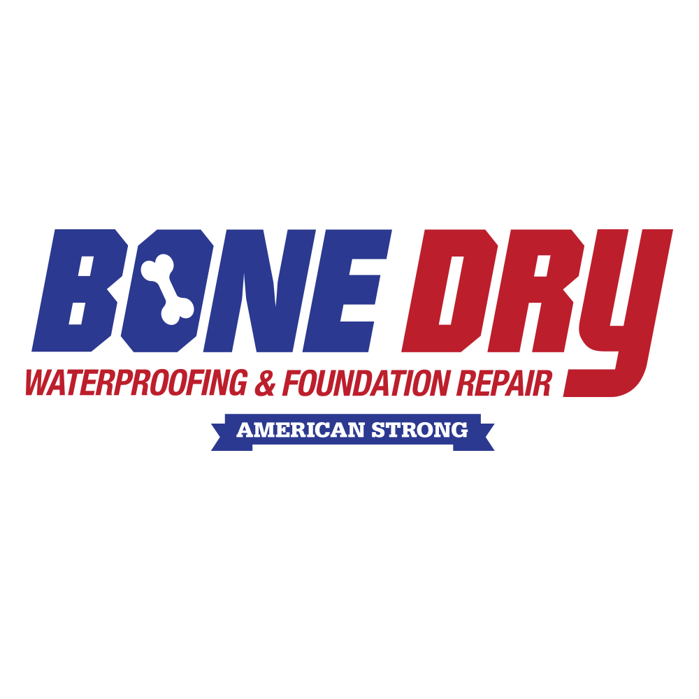 Bone Dry Waterproofing and Foundation Repair needs a new logo,better than competitors!