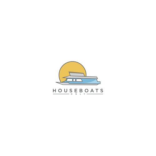 houseboats logo
