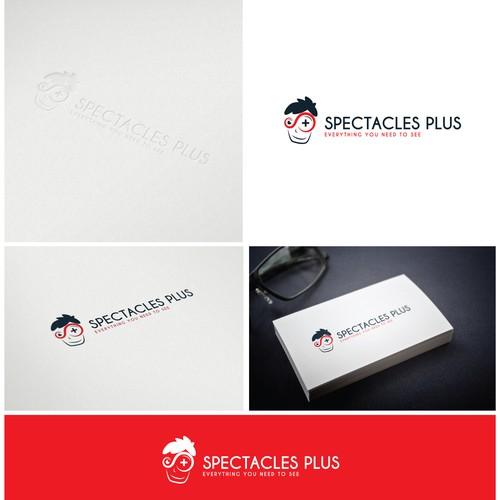 Spectacles PLUS - Logo