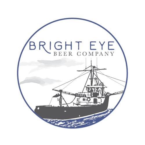 Logo for Bright Eye Beer Company