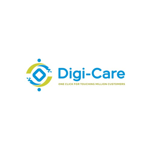 Logo Design for Digi-Care