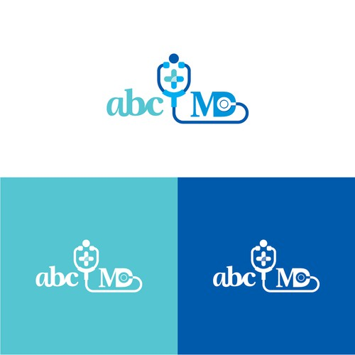 Logo design for a online virtual medical clinic