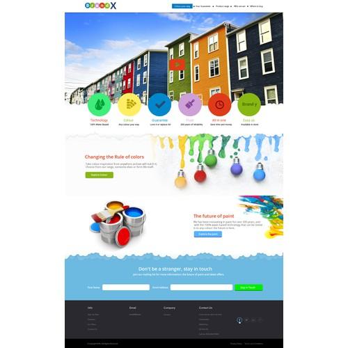 Paint website