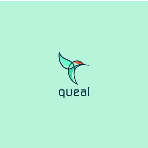 Design a new company logo for Queal