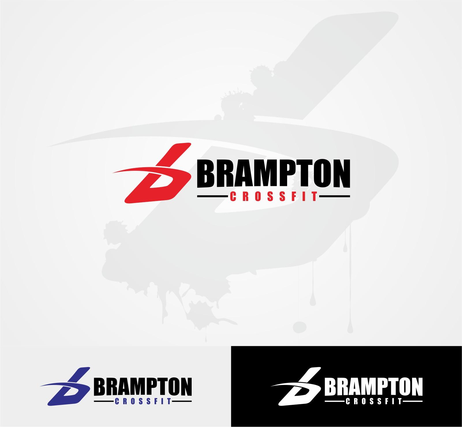 Create a kickass design for Brampton CrossFit