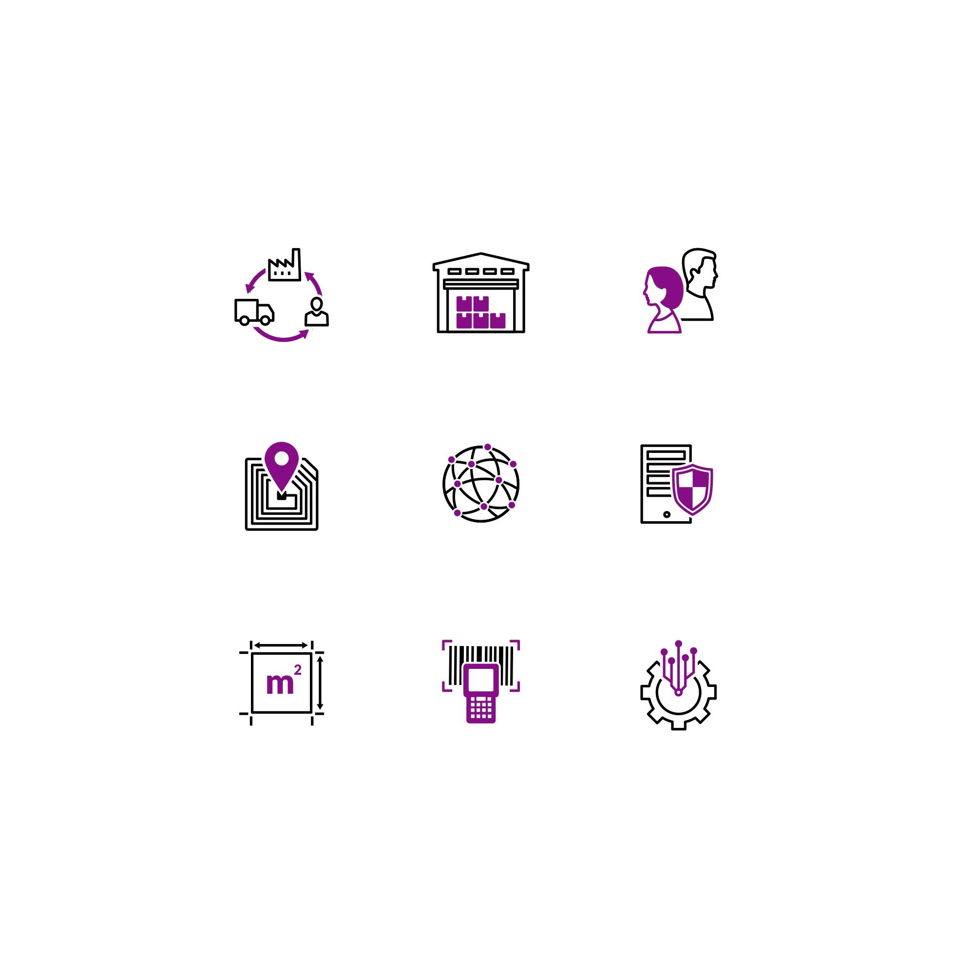 Custom Icon Set Design, $33 per icon.