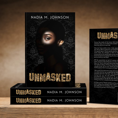 Unmasked - Book Cover