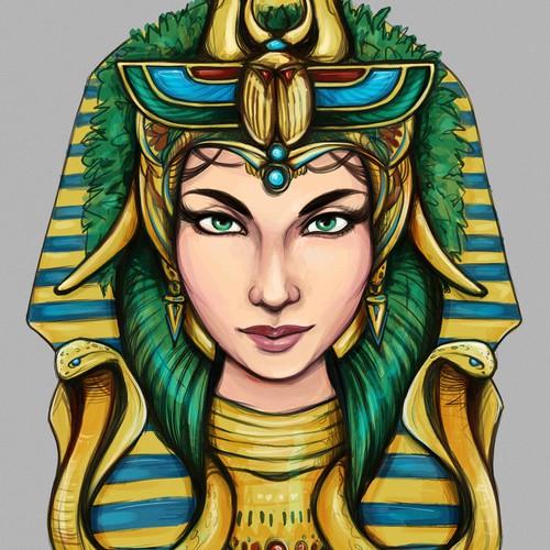Cleopatra Queen