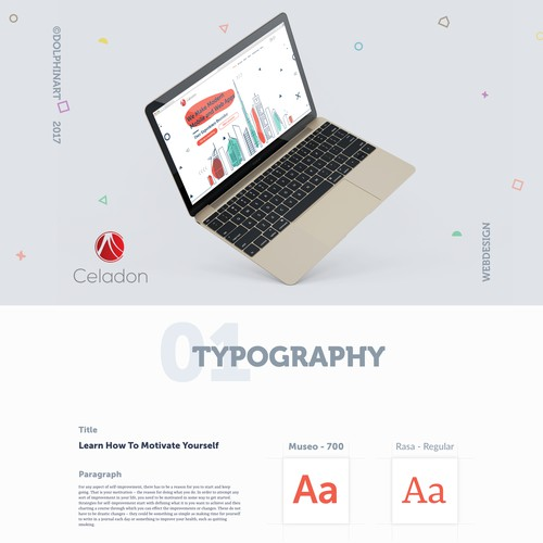 Landing Page - IT Agency