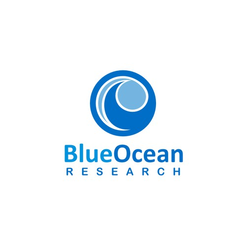 Create the next logo for Blue Ocean Research