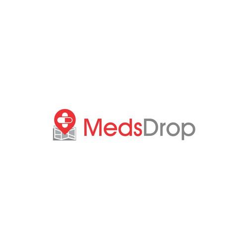 MedsDrop logo