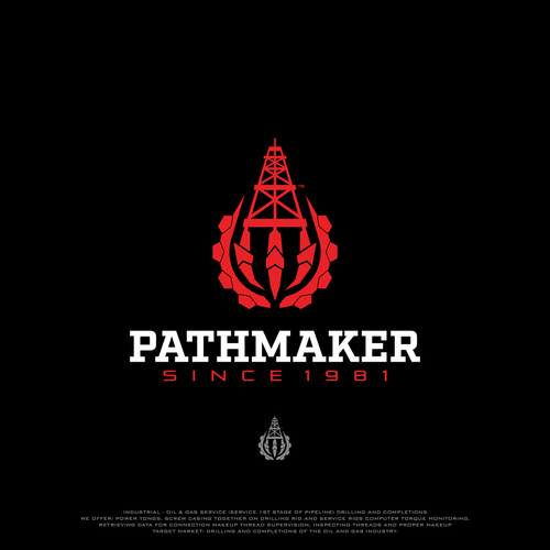 Logo design for Pathmaker