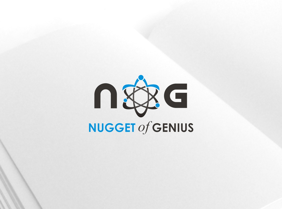 New logo wanted for Nugget of Genius (NOG)