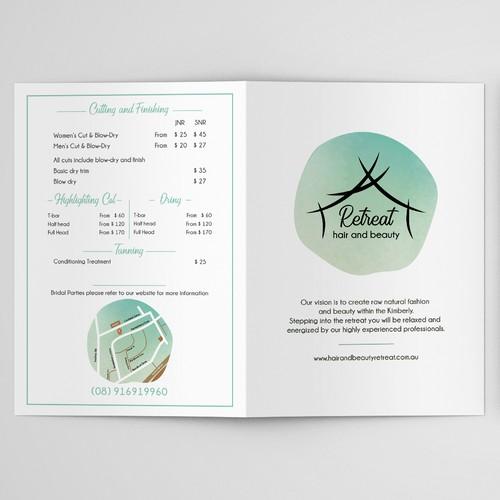 Price Leaflet