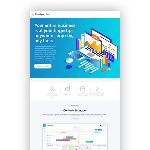 emailer design.