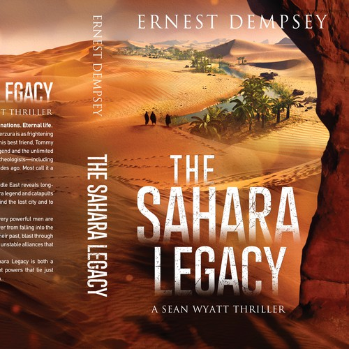Ernest Dempsey's The Sahara Legacy