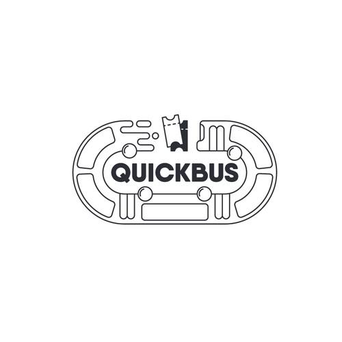 QuickBus logo