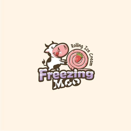 Logo Concept for Ice Cream Company