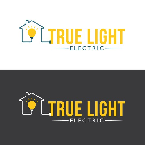 True Light Electric - Logo Design
