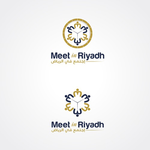 Logo for Meet in Riaydh