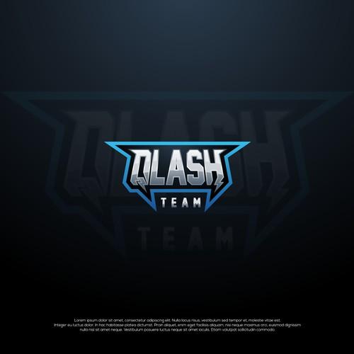 QLASH Esport logo