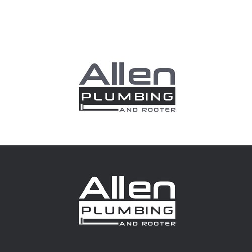 Logo for sophisticated plumbing company serving prolific clientele