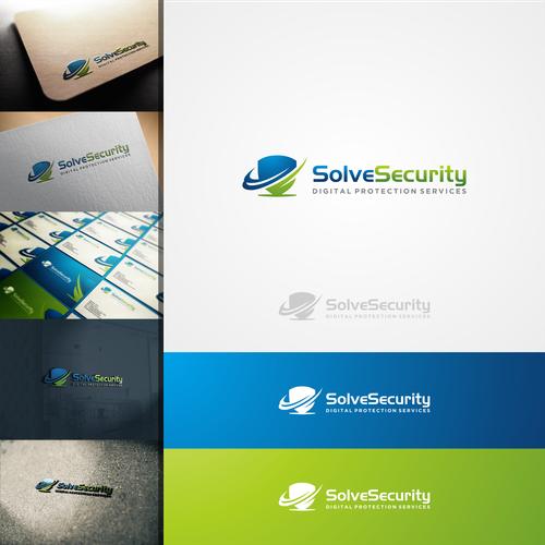 solvesecurity logo