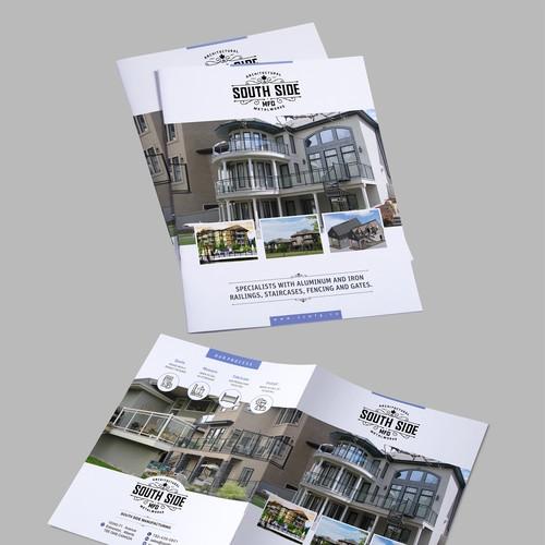 SSMFG - 11x17 Single Fold Brochure