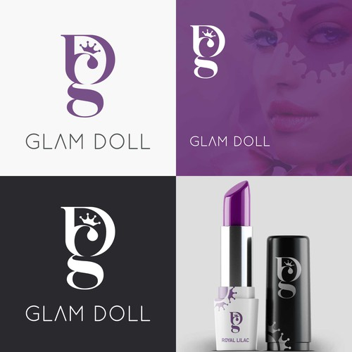 Trendy cosmetic brand