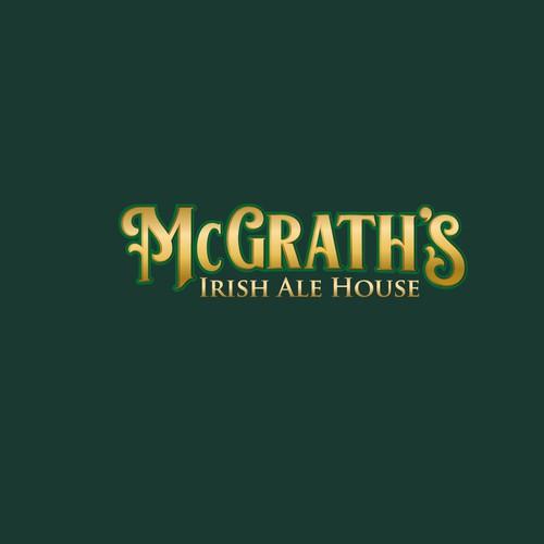 Irish Restaurant bar