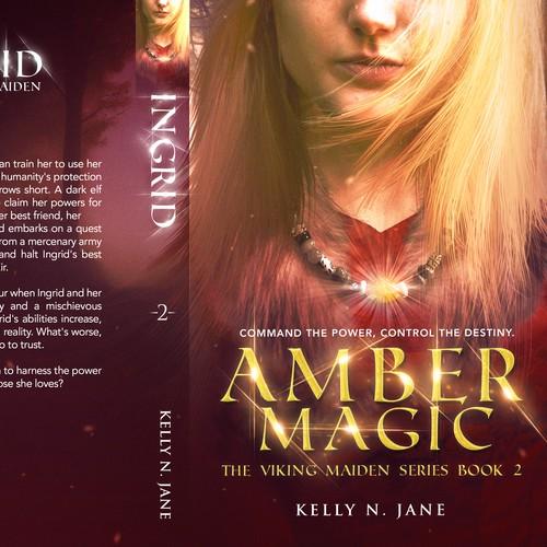 Amber Magic: The Viking Maiden series book 2