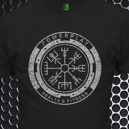 Create a Must Have T-Shirt Print Design for an Awesome Gym