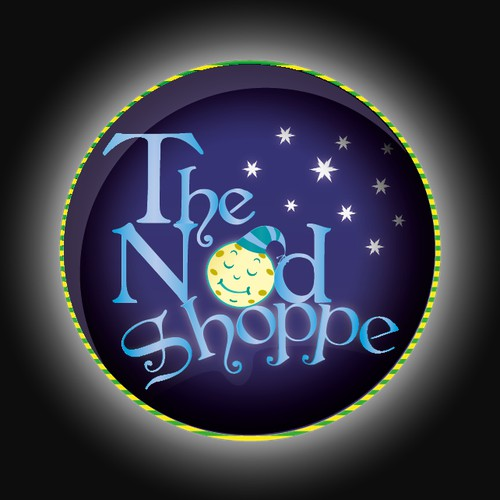 logo for The Nod Shoppe