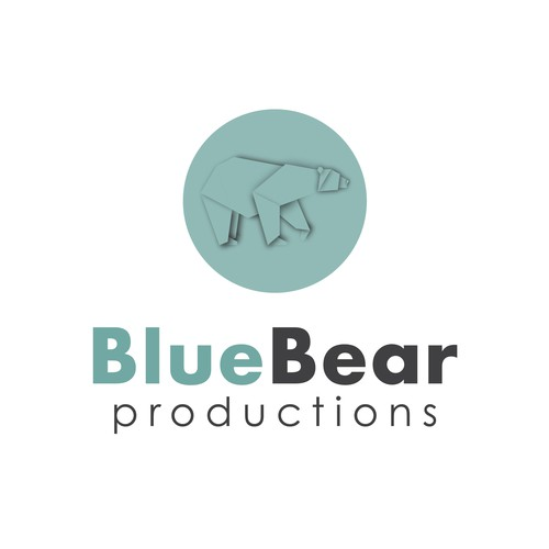 Help Blue Bear Productions with a new logo