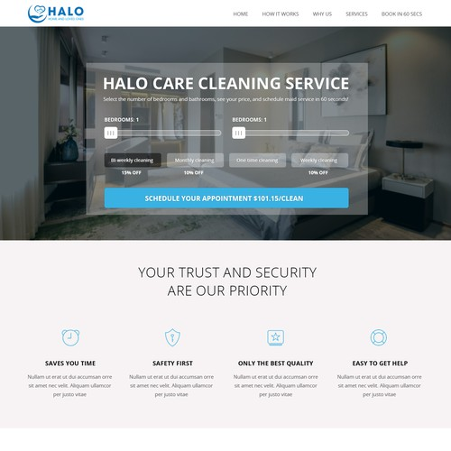 Clean WP theme