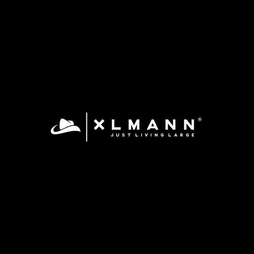 masculine logo fot XLMANN
