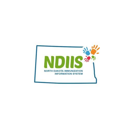 Logo for North Dakota Immunization Registry