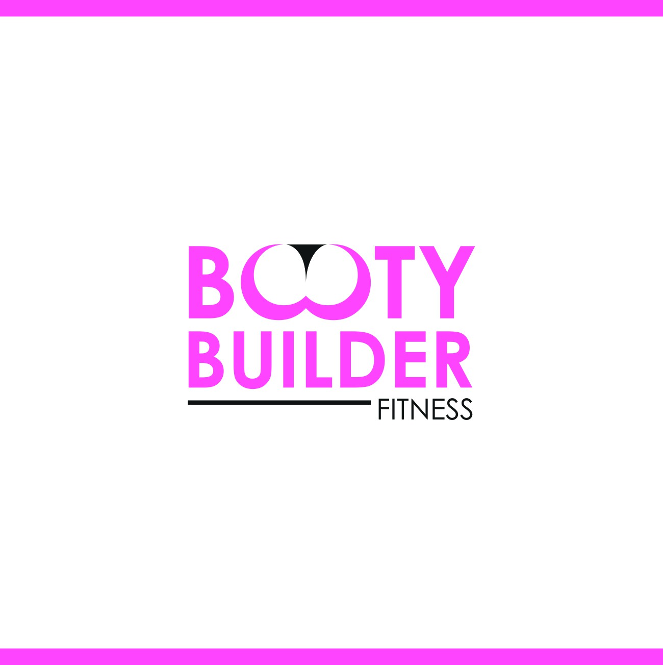 Booty Builder Fitness needs an amazing logo!