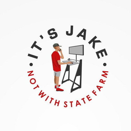 It's Jake.... Not with state farm