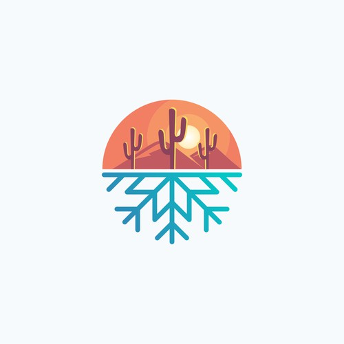 Sonoran Frost Dentistry Logo