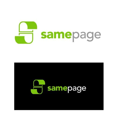 logo for  same page
