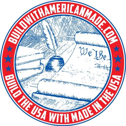 Logo Deisgn America Theme