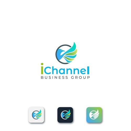 iChannel Logo Design