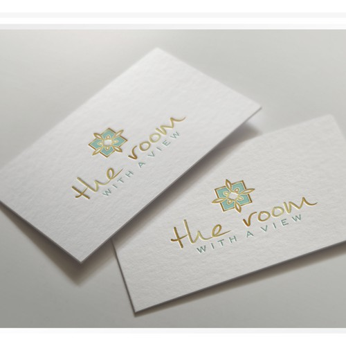 """Create an eye catching logo for an interior design/wedding planning team called """"A Room With a View"""""""