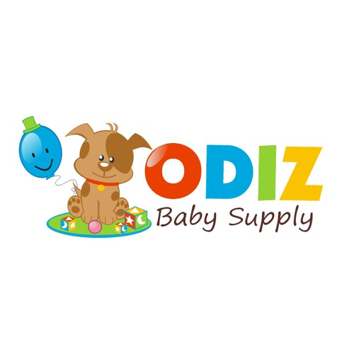 Help ODIZ Baby Supply transform our mascot into unforgettable cuteness!