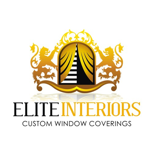 Catchy logo needed for a window covering company in San Diego CA